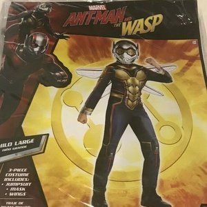 The Wasp From Ant-Man Halloween Costume Child L